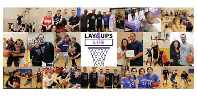 Layups 4 Life's 5th Annual 3v3 Charity Basketball Tournament