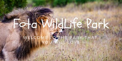 Visit The New FOTA WILDLIFE PARK Now