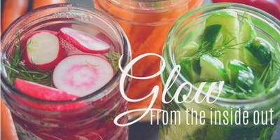Glow From the Inside Out, Make and Take Class