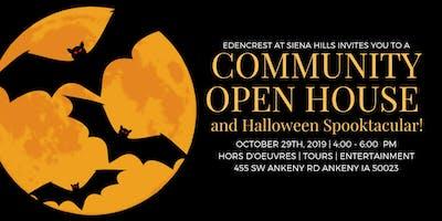 Community Open House- Halloween Spooktacular