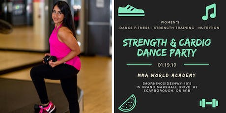 Strength & Cardio Dance Party tickets