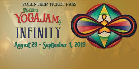 Floyd Yoga Jam Volunteer Registration to Infinity 2019 tickets