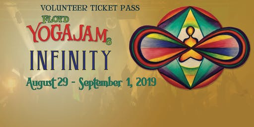 Floyd Yoga Jam Volunteer Registration to Infinity 2019