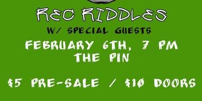 Rec Riddles