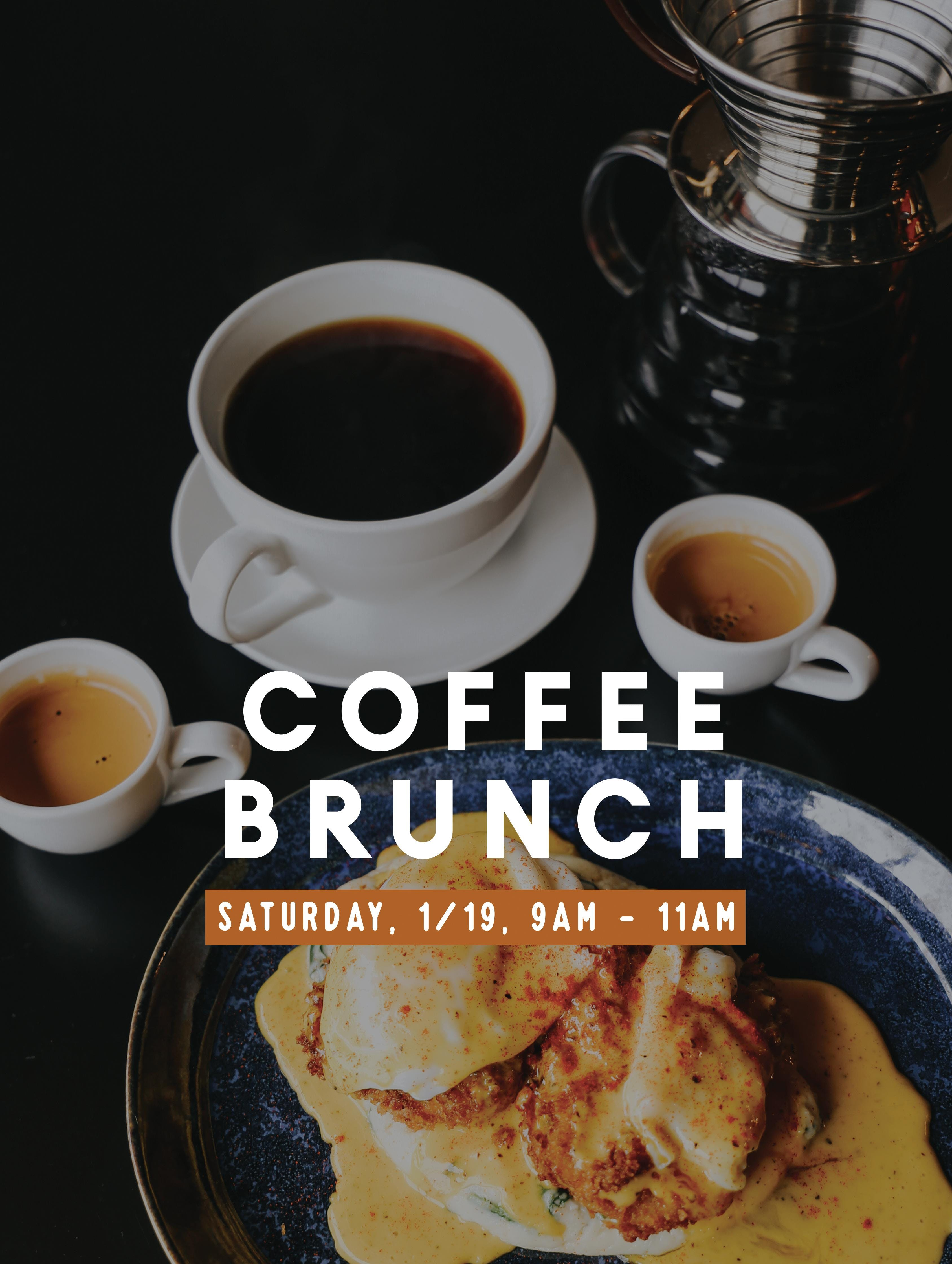 McLain's Market and Repetition Coffee Brunch