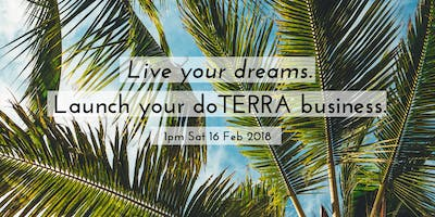 Launch Your doTERRA Business