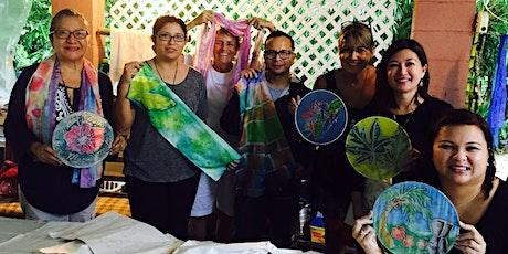 Judy Flores Batik Painting Workshops tickets