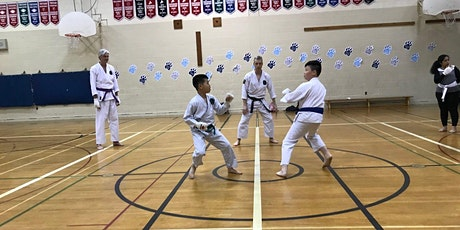 Toronto Academy of Karate Fitness Health: Learn Karate, Self Defense & Confidence (Kids Adults Seniors, Guests Welcome) tickets