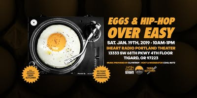 The Breakout Show Presents: Eggs & Hip-Hop Over Easy