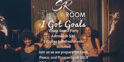 I Got Goals/Vision Board Party