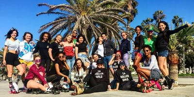 AUGUST SANTA MONICA ROLLER DANCE WORKSHOP