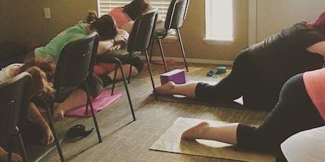 Westside Curvy Yoga tickets