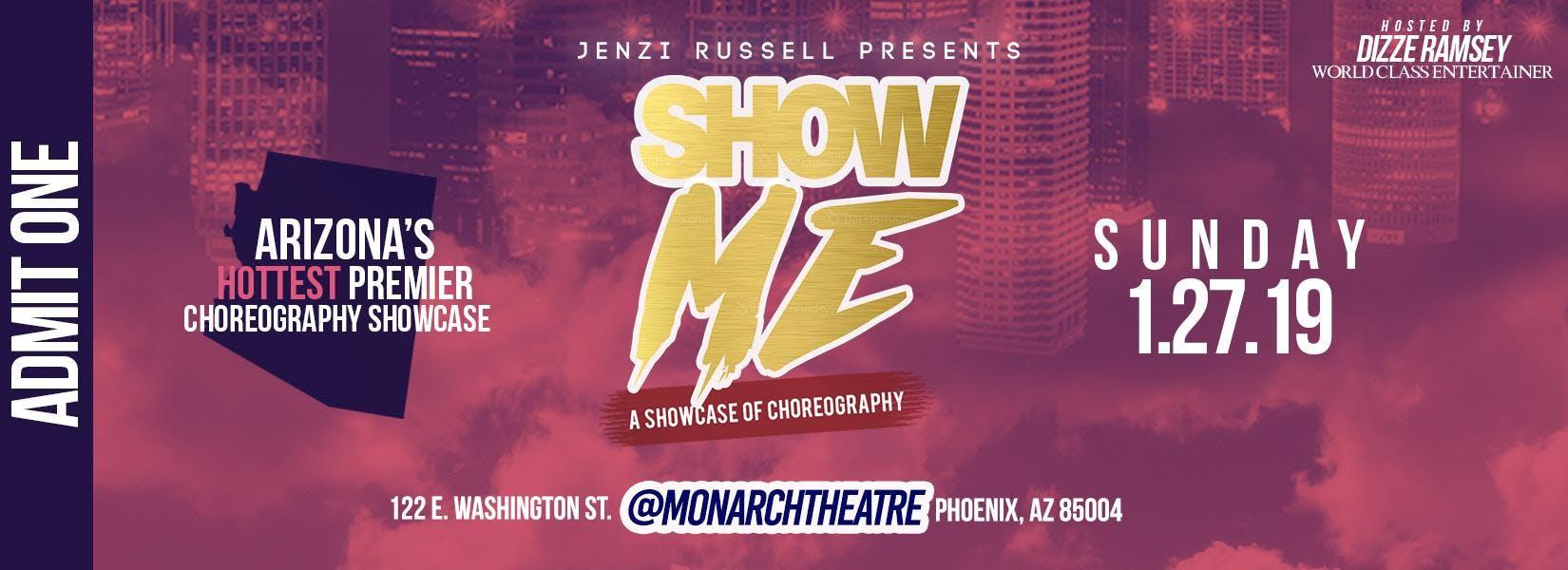 """SHOW ME"" Choreographers Showcase"