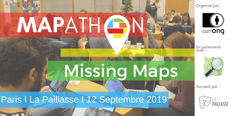 Mapathon Missing Maps Paris @ La Paillasse tickets