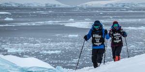 『跑.極.攝』- 南極馬拉松攝影分享講座