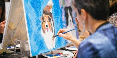 Paint Your Pet with The Pop Inn