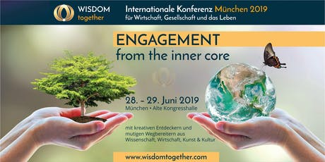 Wisdom Together Konferenz München 2019 Tickets