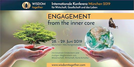 Wisdom Together Konferenz München 2019