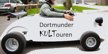 KULTour in nem HotRod mit Fritze Brinkhoffs - SPECIAL Tickets