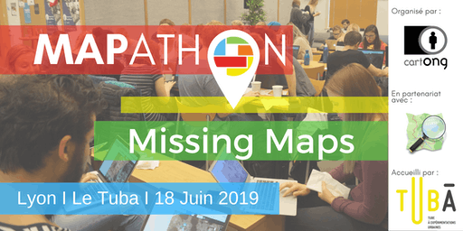 Missing Maps à Lyon @LeTubā