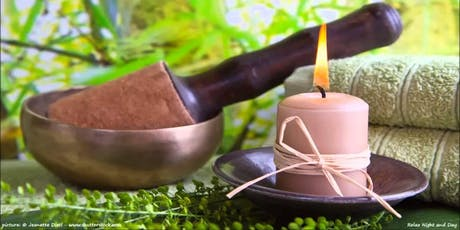 Sound Meditation with Singing Bowls and Gong for Stress Reduction tickets