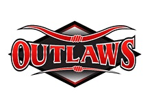 Outlaws Country Rock Bar logo