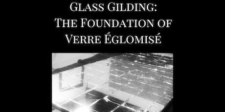 Glass Gilding Class: The Foundation for Verre Églomisé (Seattle) tickets