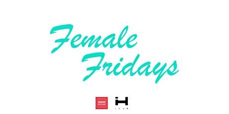 Female Fridays @iHUB Lviv tickets