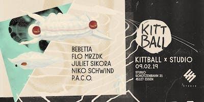 Kittball x Studio