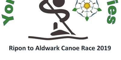 Yorkshire Cup Series - Canoe Race -  Ripon to Aldwark 13 miles 3 Portages