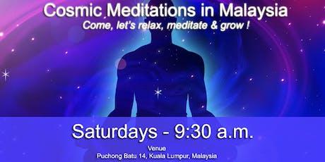 Silent Meditations & Transmissions with Sree Maa Shri Ji | Kuala Lumpur, Malaysia tickets