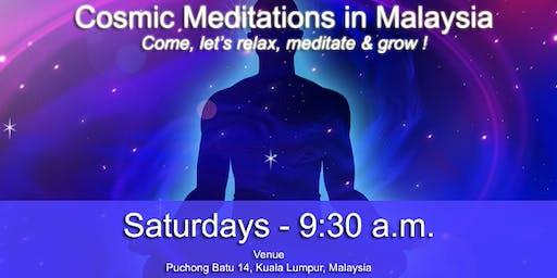 Silent Meditations & Transmissions with Sree Maa Shri Ji | Kuala Lumpur, Malaysia
