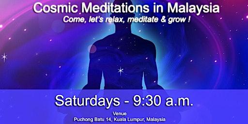 Silent Meditations & Transmissions with Sree Maa Shri Ji   Kuala Lumpur, Malaysia