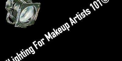 Lighting For Makeup Artist-Tyler Green FX Studio