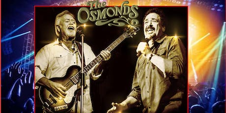 THE OSMONDS BROTHERS ON TOUR tickets