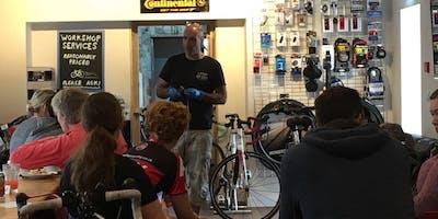 Basic Roadside Bicycle Repair