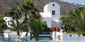 YOGA RETREAT WEEK AT OIA, SANTORINI, GREECE with Diane Lee