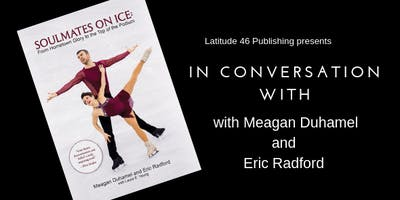 In conversation with Meagan Duhamel and Eric Radford