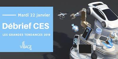 Débrief CES 2019