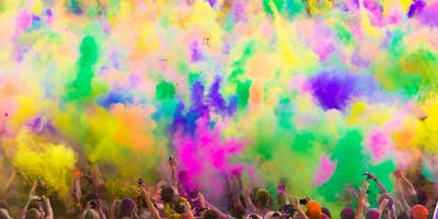 Run For Your Love Color Run 2019