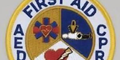 Adult and Pediatric First aid/CPR/AED