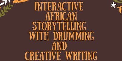 Interactive African Storytelling With Drumming And