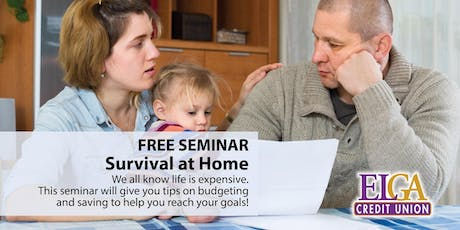 Survival at Home - Burton tickets
