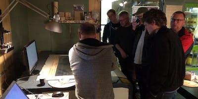 Workshop: Lasersnijden op BRM lasersnijder 2019