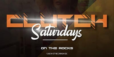 #ClutchSaturday at On The Rocks