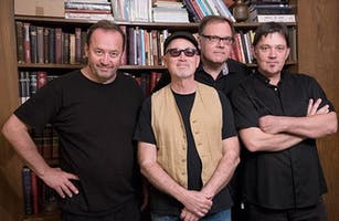 The SMITHEREENS w. Special Guest Vocalist Marshall Crenshaw (4pm Show Added!) All Ages Matinee