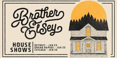 Brother Elsey w/ Alyssa Wettlaufer // Detroit