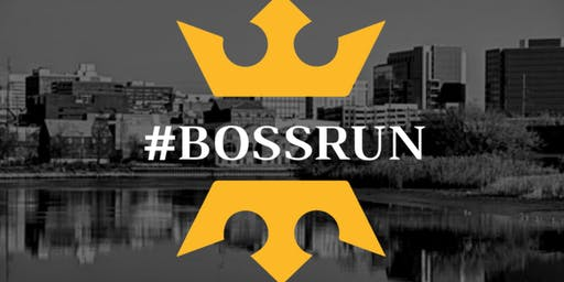 THE BOSS RUN  2019