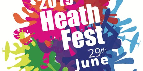 Heathfest 2019  tickets