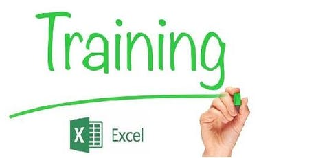 Microsoft/MS Excel Training tickets